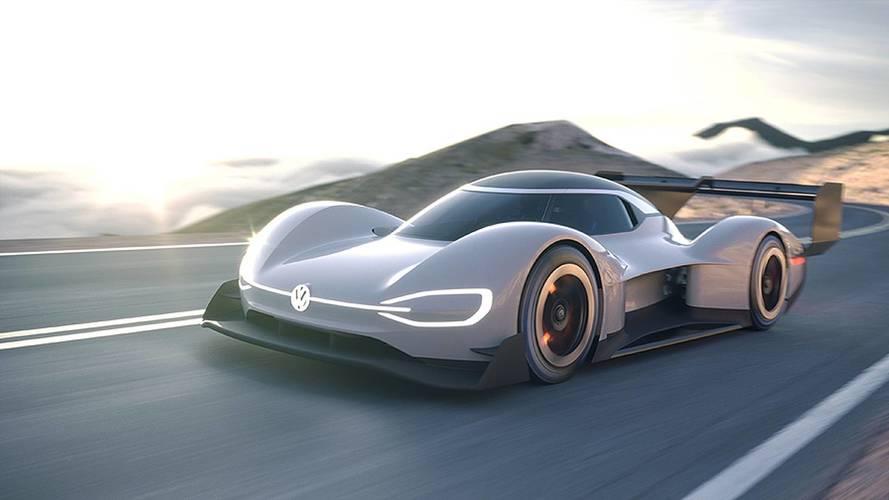 Volkswagen apresentará supercarro elétrico para o Pikes Peak