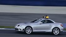 New MB SLK 55 AMG is official FIA Formula 1 Safety Car