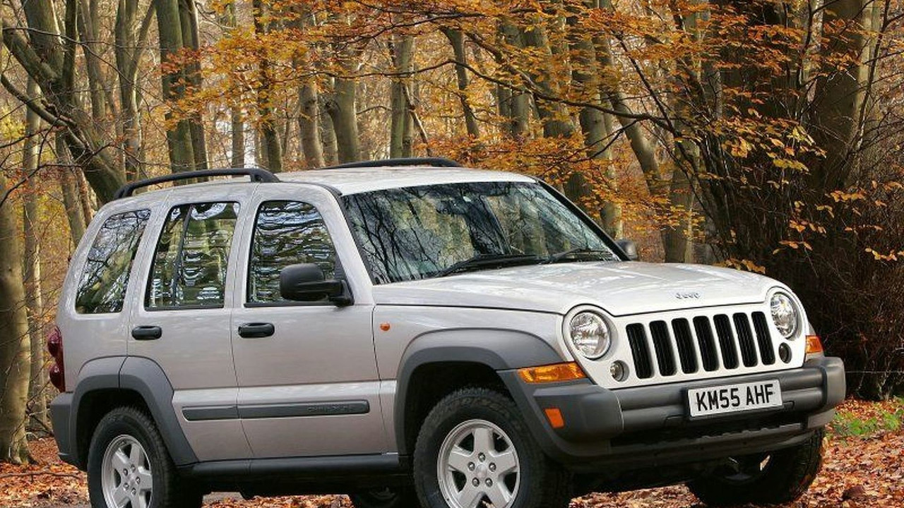 2006 Jeep Cherokee (UK)