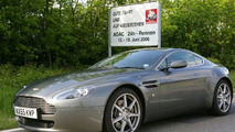 Aston Martin Celebrates a Weekend of Endurance Racing