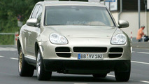 Bentley SUV Spy Photos