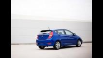 Hyundai divulga imagens e detalhes Accent 2012 para os EUA - Preços começam em US$ 12.445