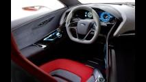 Pré-Frankfurt: Ford Evos Concept antecipa nova linguagem de design da marca