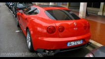Exclusiva Ferrari GG50 criada pelo design Giorgetto Giugiaro é flagrada em Mônaco