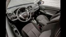 Este é o novo visual do Nissan Versa nos EUA - nacional deve seguir a mesma receita