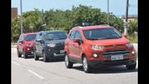 Utilitários e comerciais leves: Strada dispara e Ecosport avança em abril