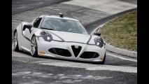 Alfa Romeo 4C bate recorde histórico em Nürburgring