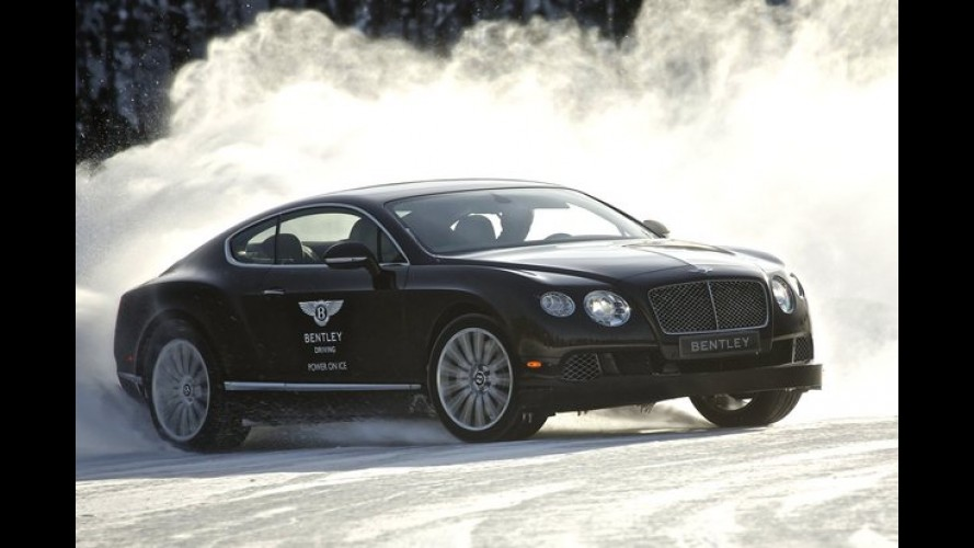 Bentley vai promover