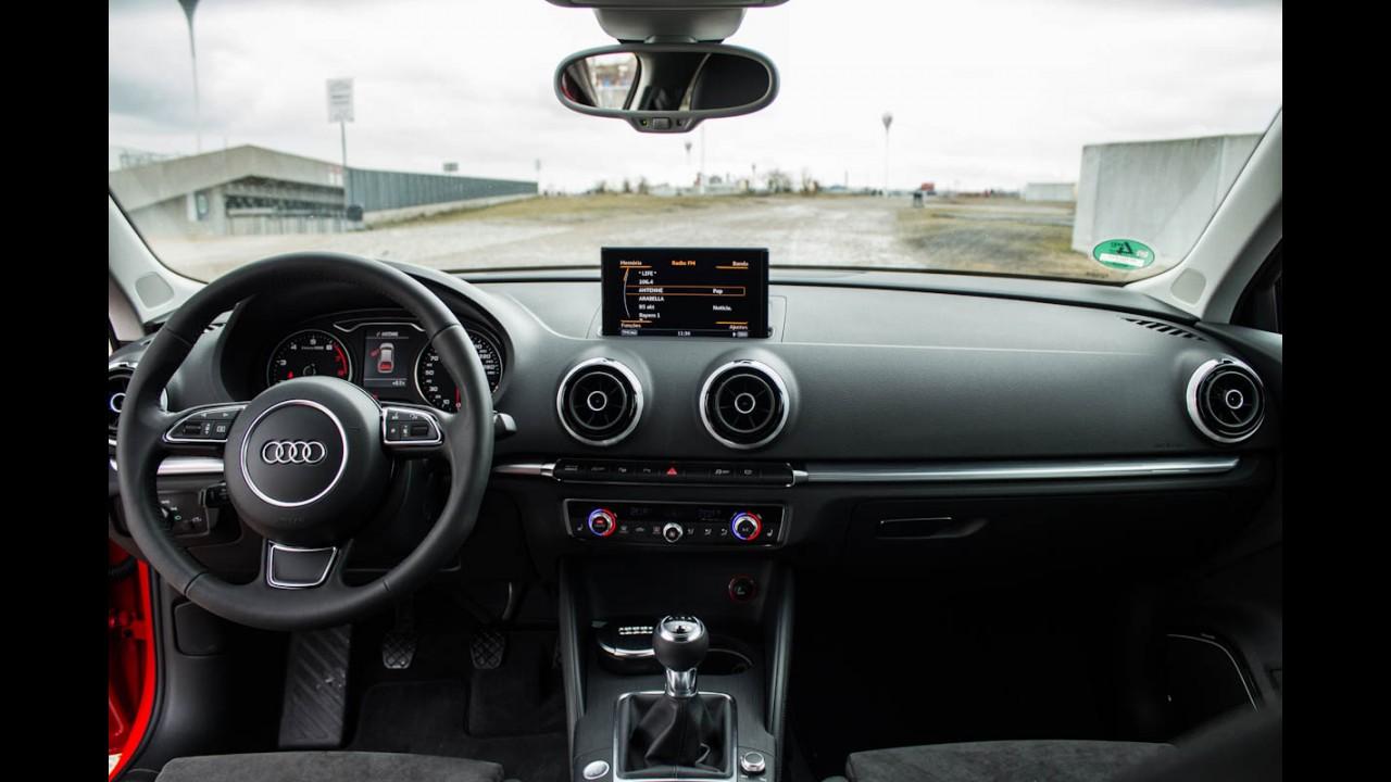 Decisão sobre novo Audi A3 brasileiro sai em abril