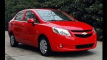 Segredo: Novo Chevrolet Sail será fabricado no Brasil