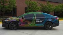 Fusion mais leve que Fiesta: conceito da Ford mostra tendência de baixo peso