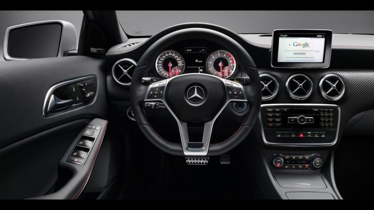 Mercedes desmente preços do novo Classe A