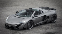 McLaren 12C Spider heavily restyled by FAB Design