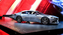 Peugeot Exalt concept (Euro-spec) at 2014 Paris Motor Show