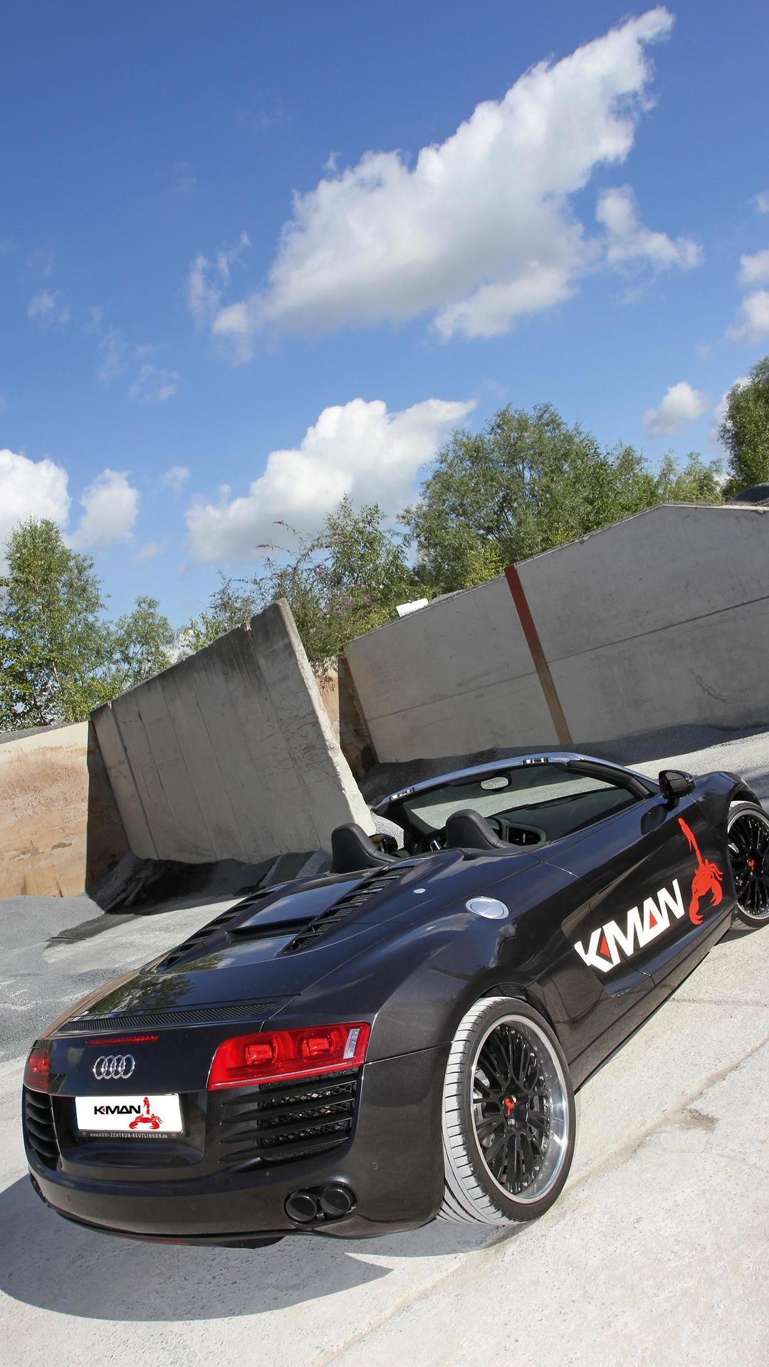 Audi R8 Bilstein Clubsport