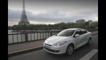 Renault Fluence Z.E. La prova