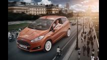 Ford Fiesta restyling