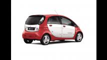 Mitsubishi i-MiEV per l'Europa