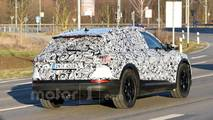 Audi E-Tron Casus Fotoğrafları