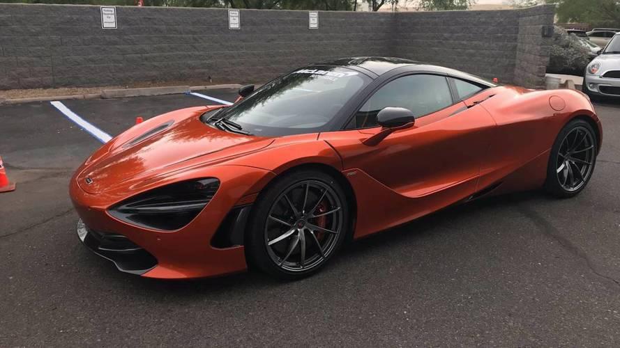 Cette McLaren 720S coûte 23 bitcoins !