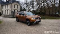 Dacia Duster essai