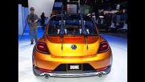 Volkswagen Beetle Dune concept al Salone di Detroit 2014