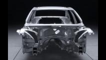 Il telaio della nuova Audi A8