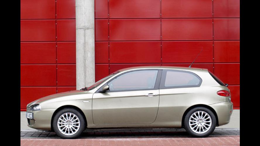 Sportlich oder elegant: Zwei Sondermodelle des Alfa 147