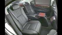 Lexus LS 460: Alle Achtung