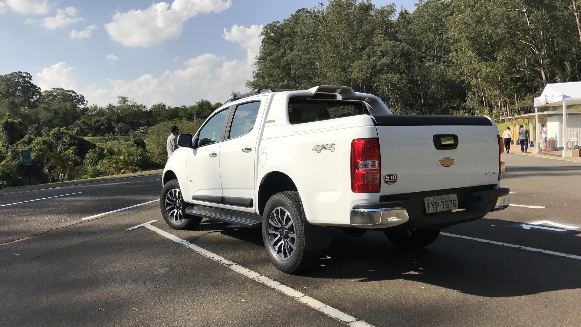 Chevrolet S10 Turbodiesel 2019