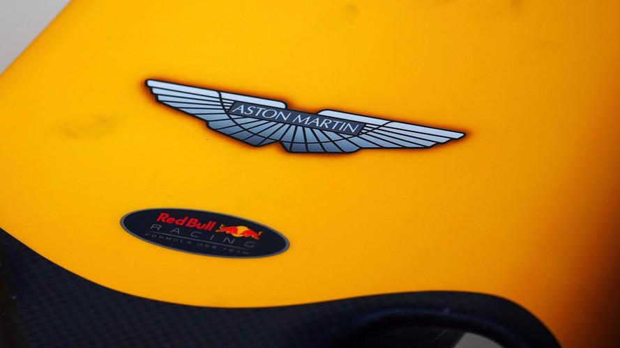 F1 - Aston Martin sponsor titre de Red Bull en 2018