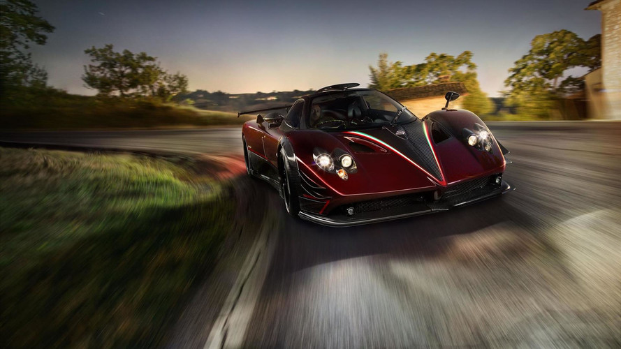 Pagani Shows Zonda Is Still Alive And Kicking With Fantasma Evo