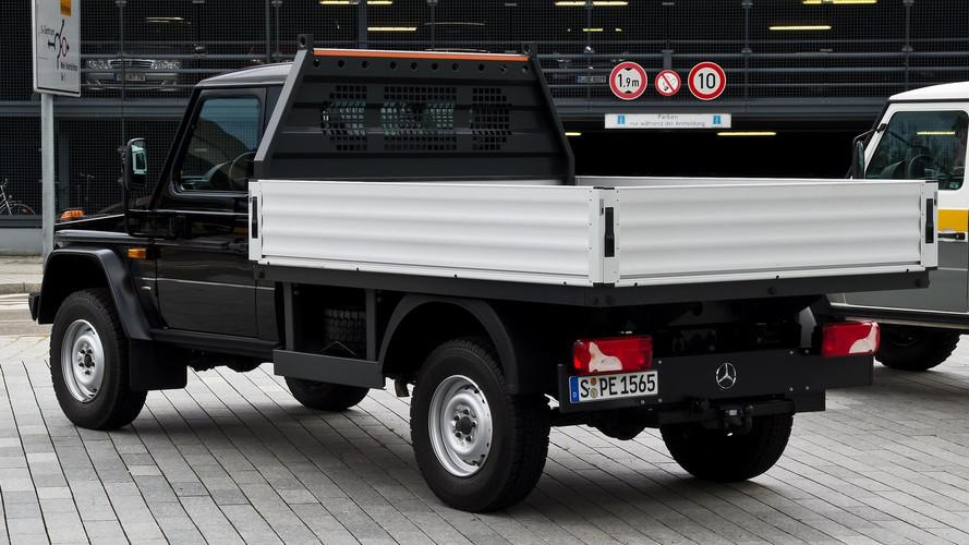 Mercedes G-Class W461 pickup