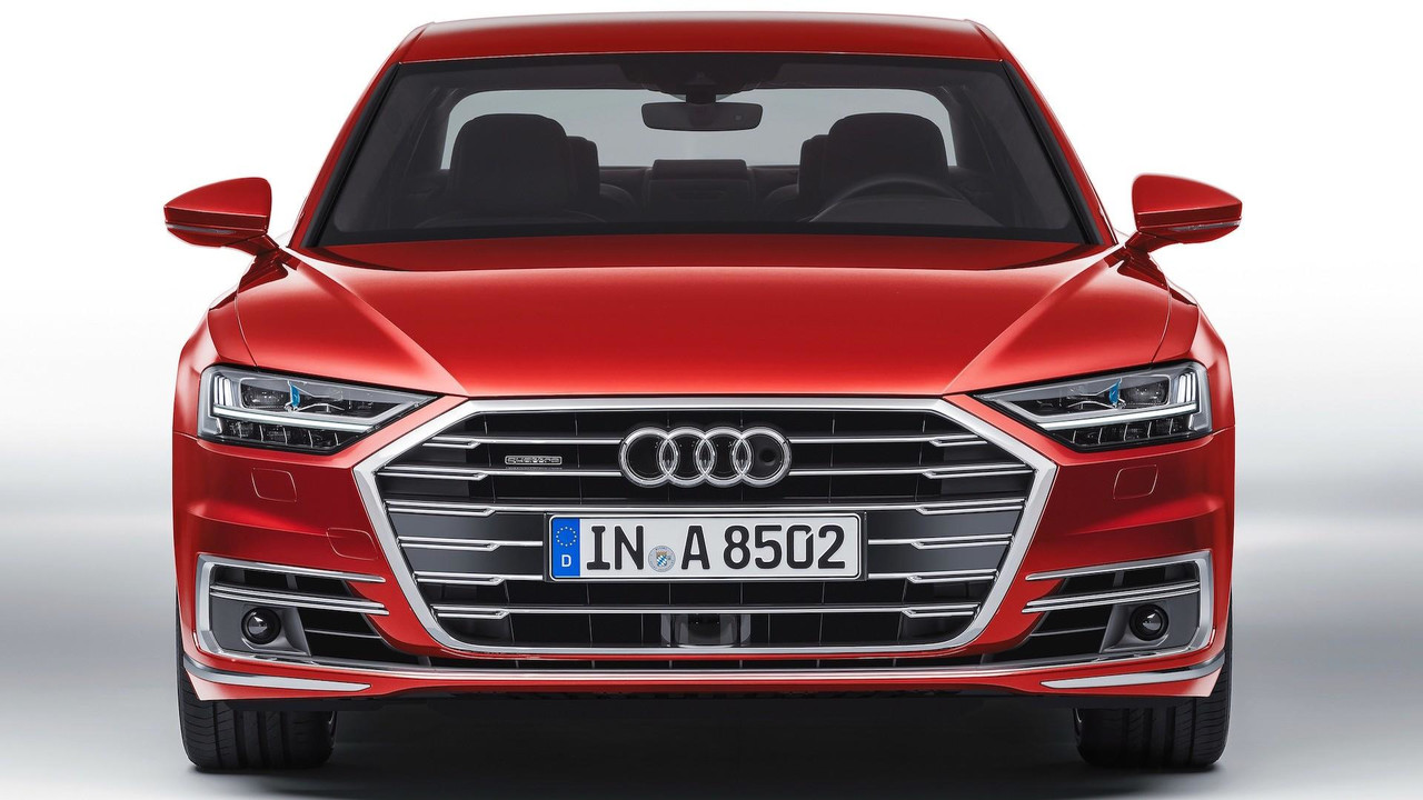 Audi audi a8 : 2018 Audi A8: Can You Spot The Differences?