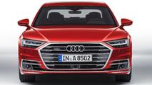 2018 Audi A8 Comparison
