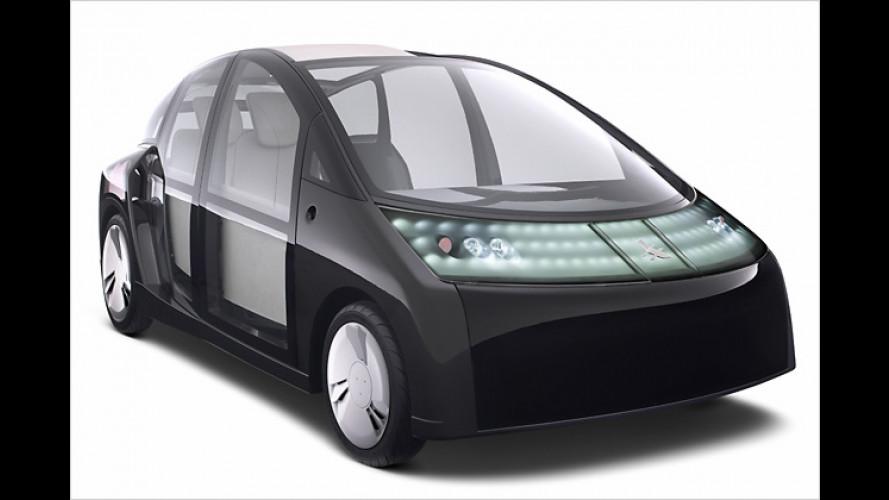 Schrill und Öko: Toyota-Träume auf der Tokyo Motor Show