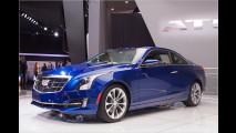 Cadillac ATS: Das Coupé ist da