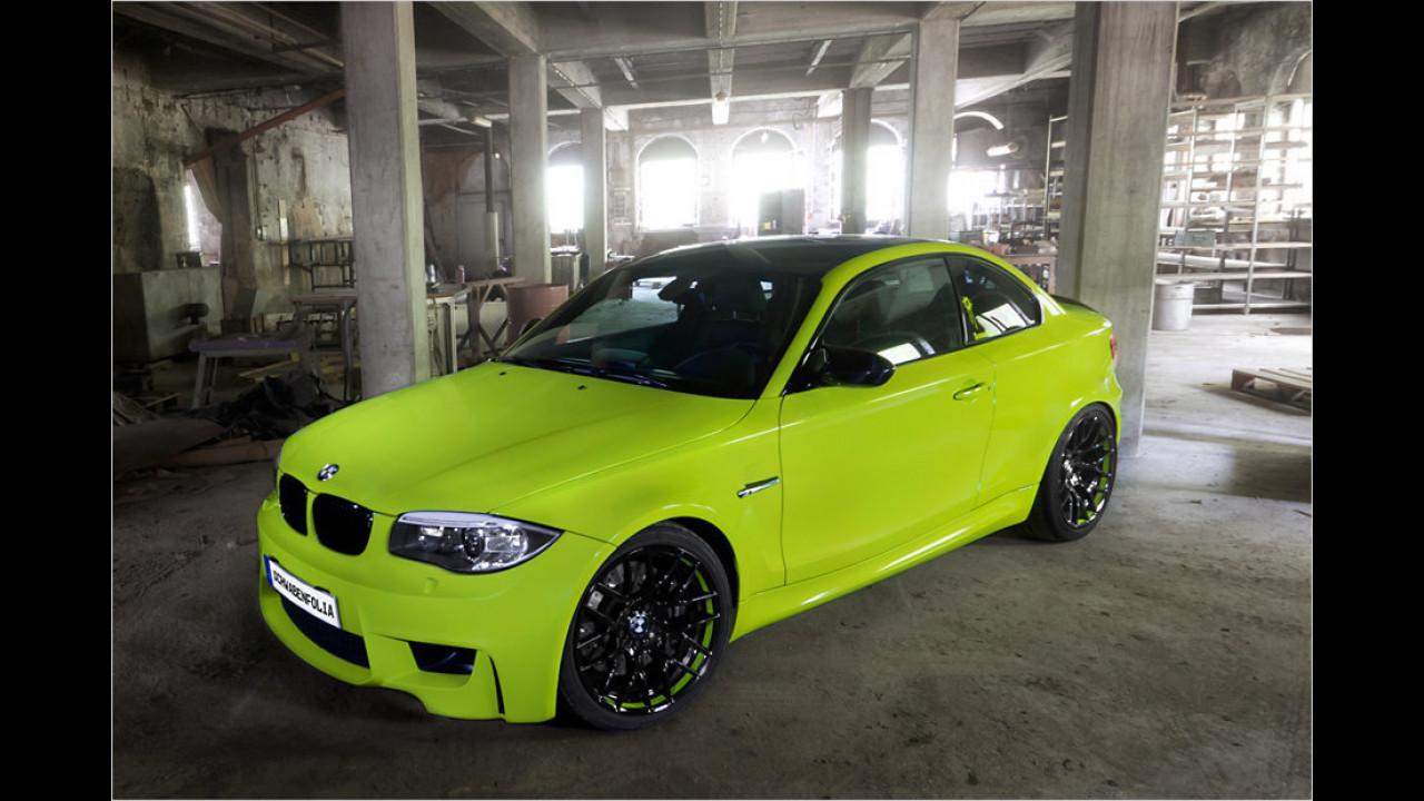 Schwabenfolia BMW 1er M Coupé