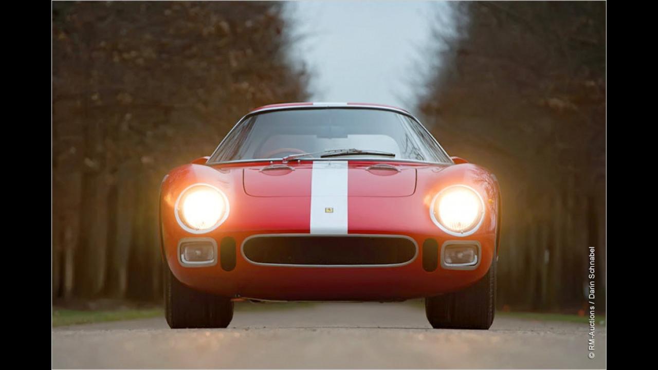 Platz 9: Ferrari 250 LM, Baujahr 1964