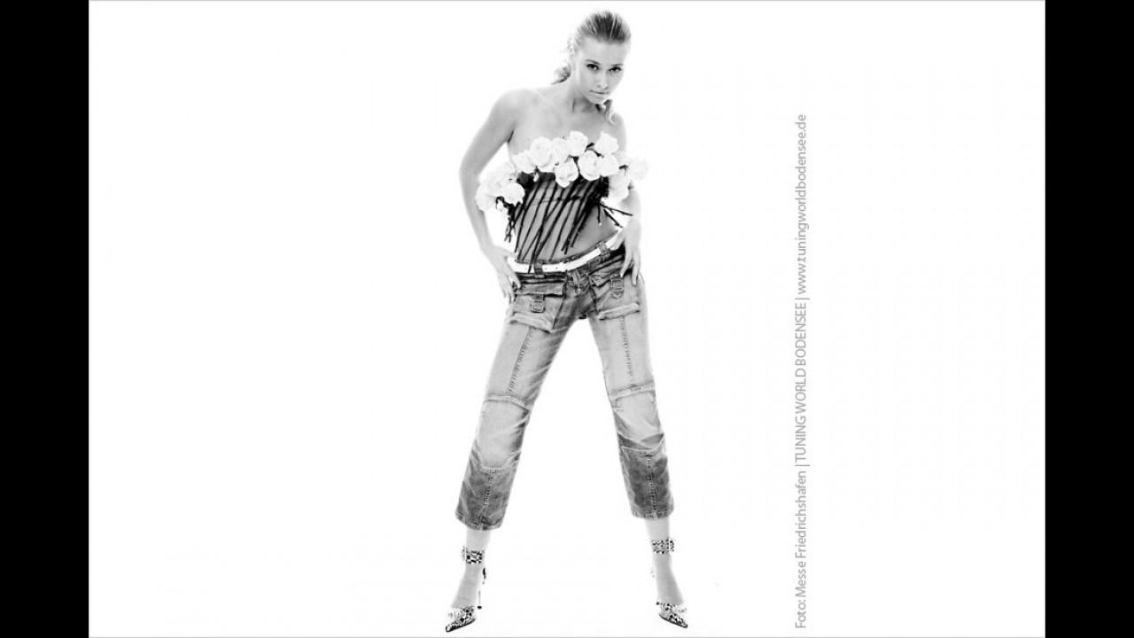 Miss Tuning Wahl 2012: Anastasia aus Unterreichenbach