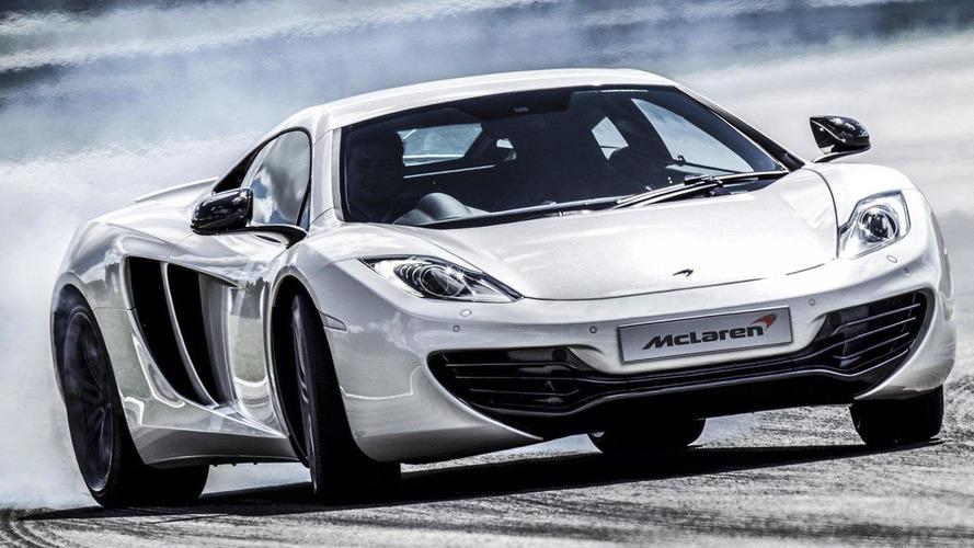 McLaren plotting entry-level model below MP4-12C - report