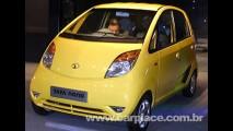 Com mais de 100 mil pedidos, Tata Nano pode chegar às lojas da Índia no dia 26