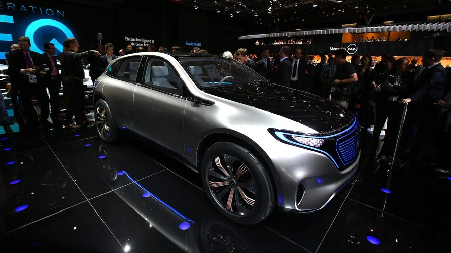 Mercedes Predicts EVs Could Account For 25% Of Its Global Sales By 2025