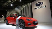 Subaru BRZ 2016 Mondial de l'Automobile