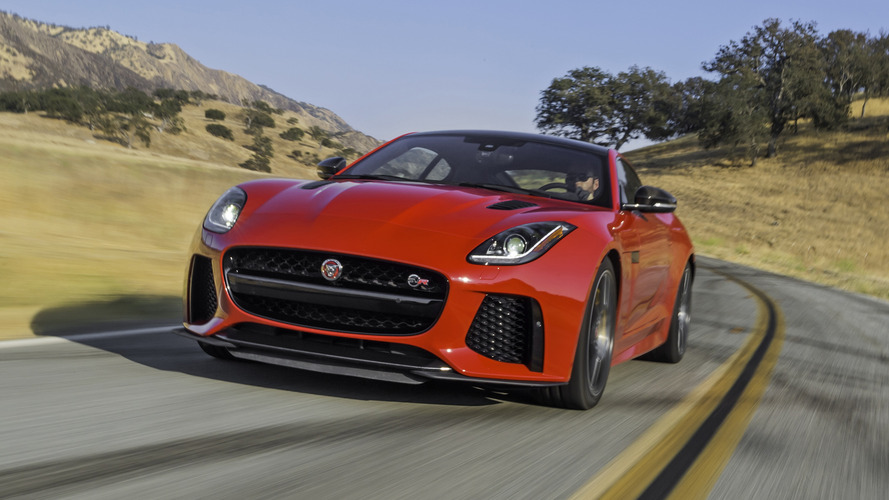 Jaguar F-Type SVR Being Offered With $30,000 Discount