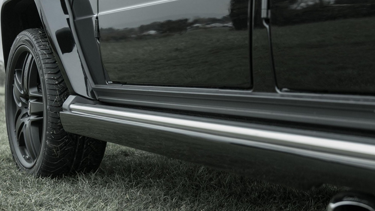 Mercedes-Benz G500 by Lorinser