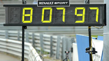 Megane RS Trophy set Nurburgring record 17.06.2011