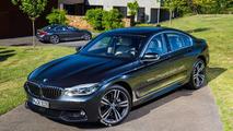 2016 BMW 5-Series Sedan render