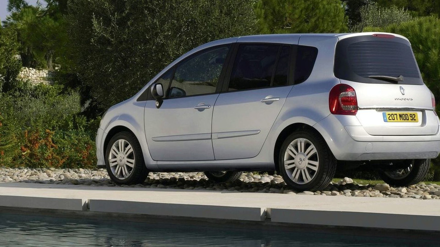 Renault Launches New Modus and Grand Modus