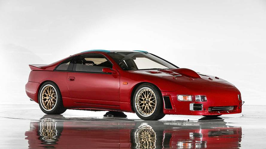 This Record-Setting Nissan 300ZX Goes 262 MPH And It's For Sale